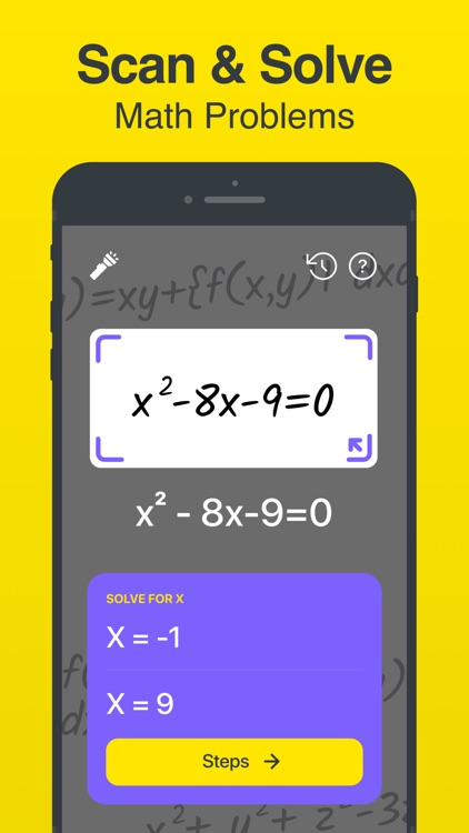 Math Hero: Math Answer Scanner screenshot-5
