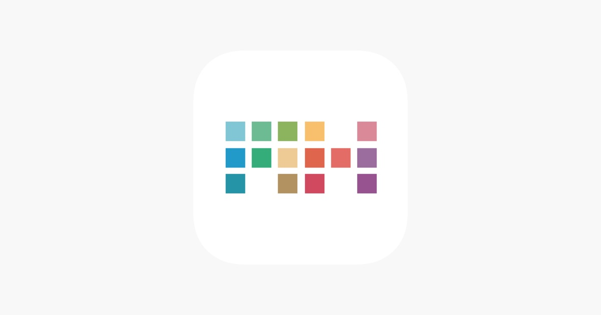 Colourpin I App Store