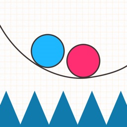 Draw Lines & Bump Balls