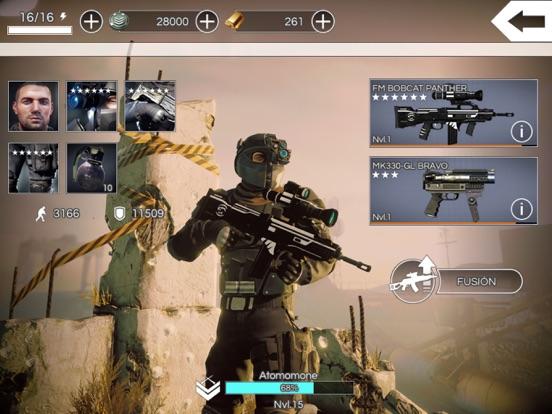 Afterpulse - спецназ команда Скриншоты13