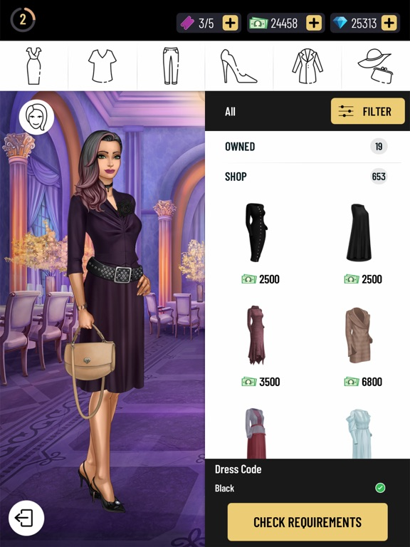 Pocket Styler: Fashion Stars screenshot 14