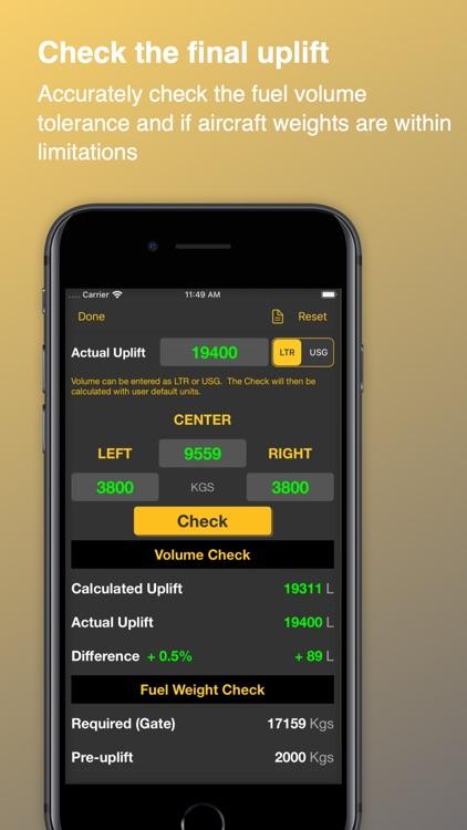 MaxFuel for Pilots screenshot-5