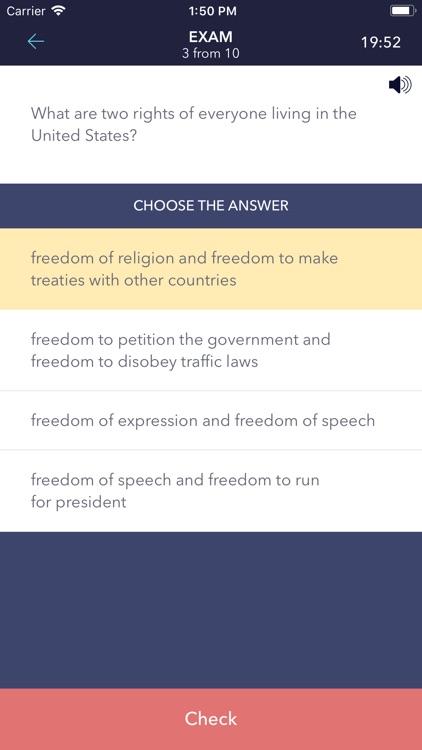 US Citizenship 2018 screenshot-4