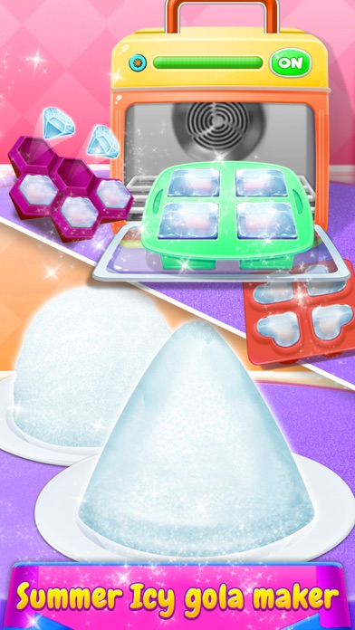 Ice Dish Maker - Summer Fun screenshot 4