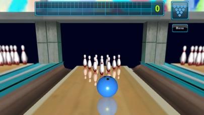 3d - bowling - bowling - spielScreenshot von 2
