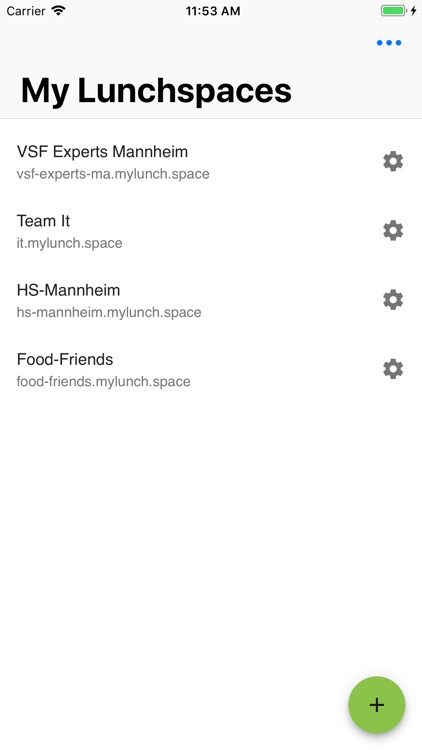 Lunchspace