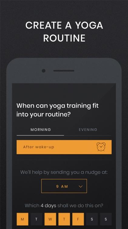 Skill Yoga - Train Mind & Body screenshot-6