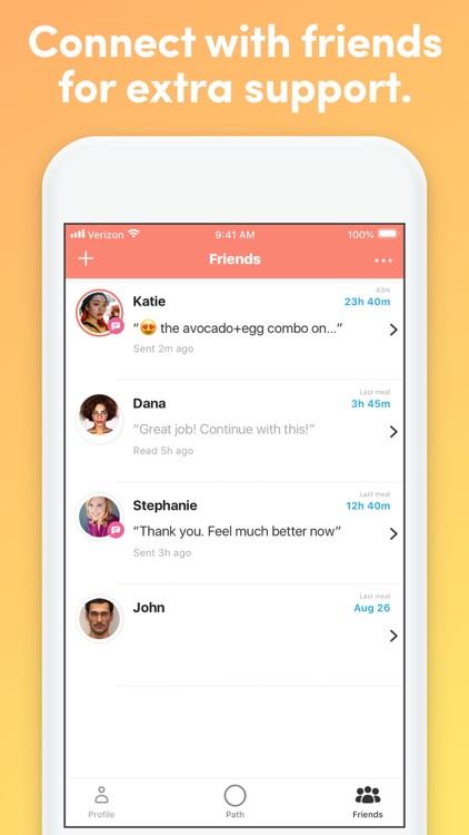 Ate Food Diary + Habit Tracker screenshot-7