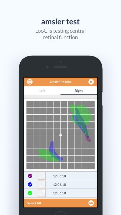 LooC - Mobile eye test screenshot-3