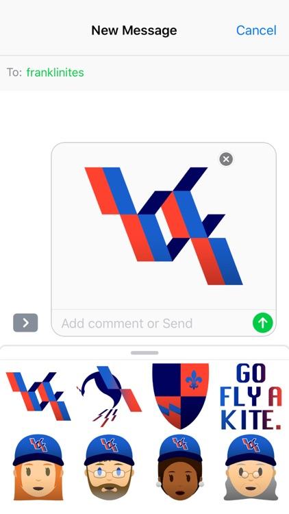Franklin Stickers