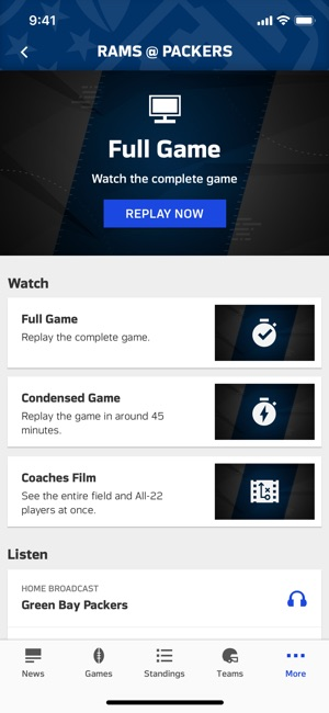 NFL on the App Store c6343895d