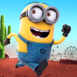 Ícone do app Minion Rush