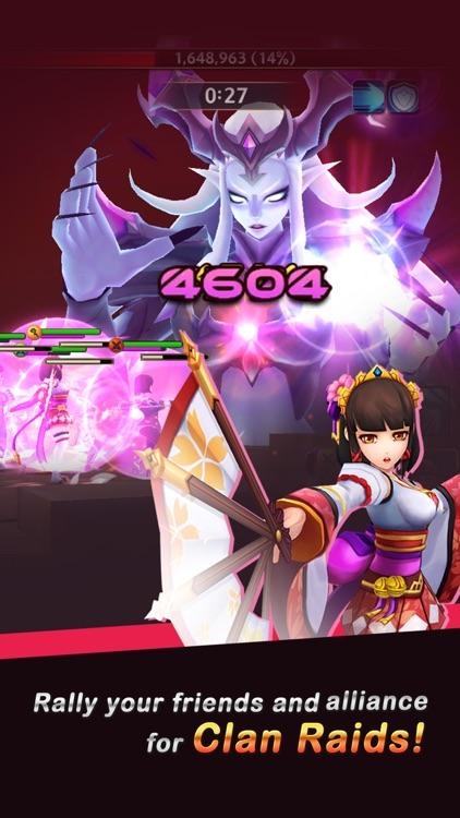 Legend Heroes: The Academy screenshot-4