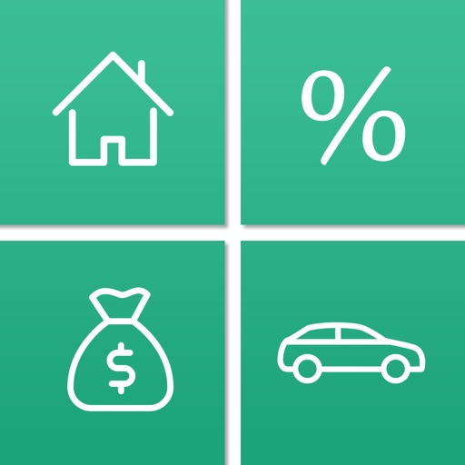 EMI Calculator - Loan Manager free software for iPhone and iPad