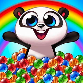 Bubble Shooter - Panda Pop!