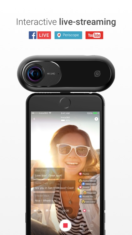 Insta360 ONE with FlowState screenshot-4