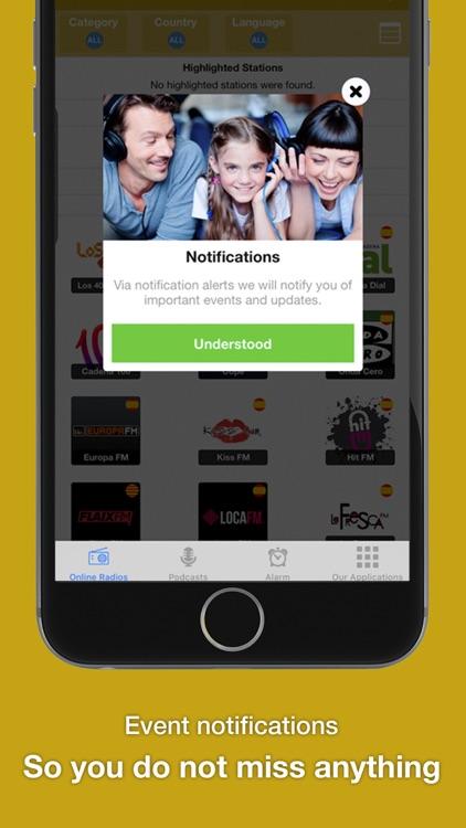 Radio Premium screenshot-4