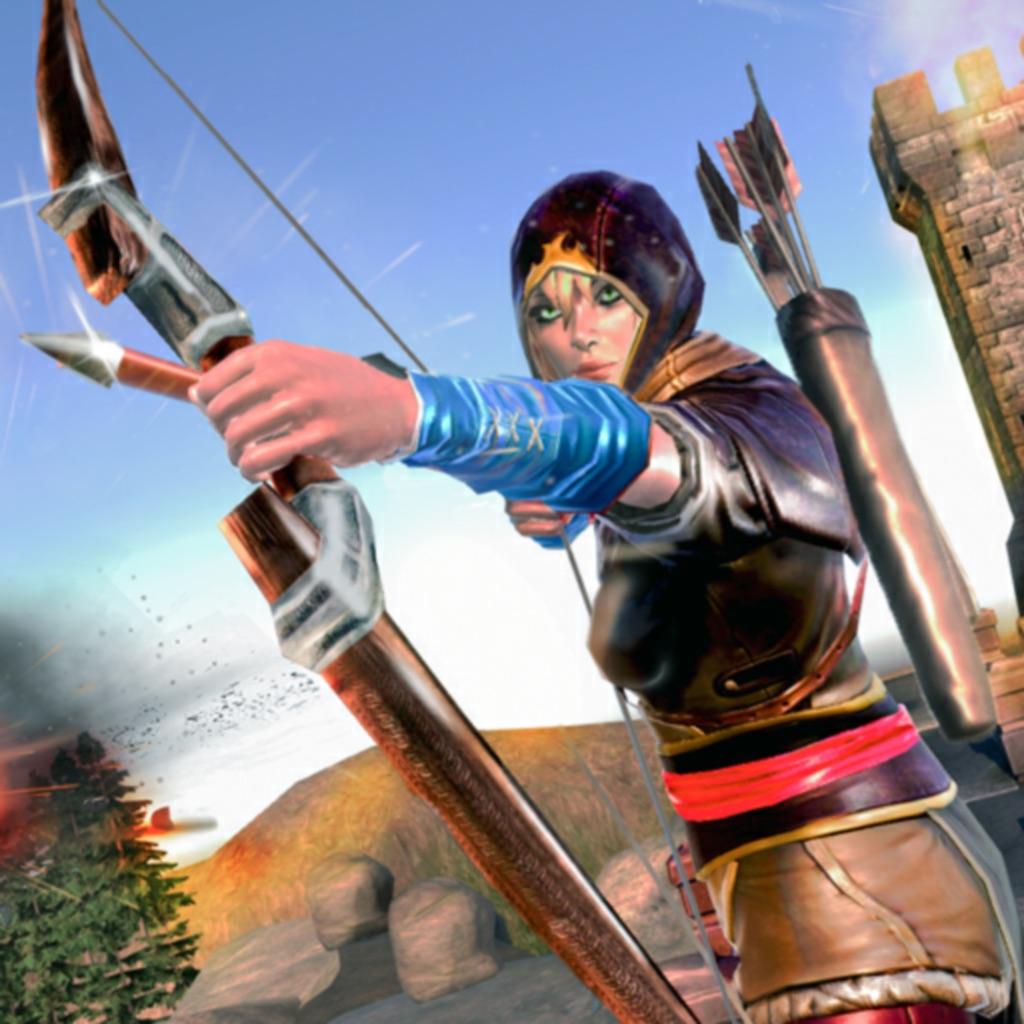 Archery Queen : Defend Towers hack