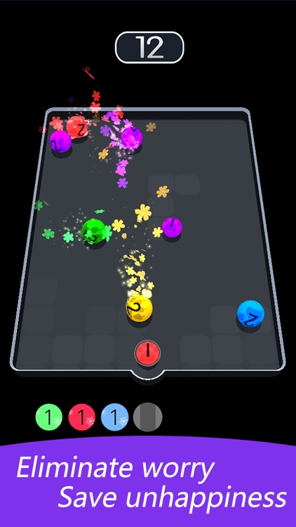 Balls Pool-3D balls Race screenshot-3