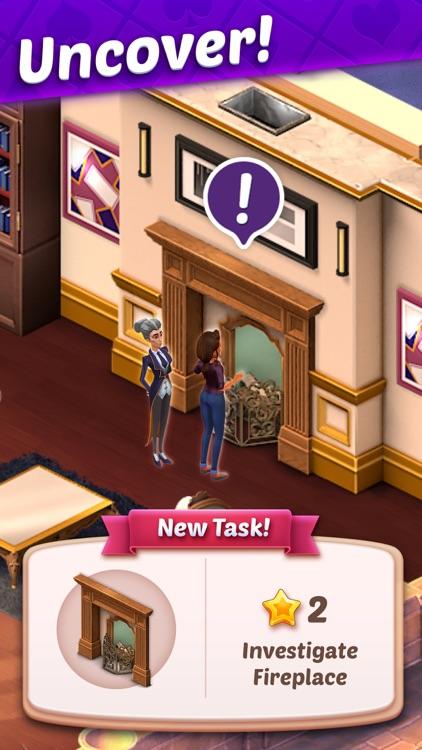 Solitaire Story: Ava's Manor screenshot-3
