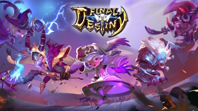 Final Destiny:Heroes' Fantasy screenshot #1