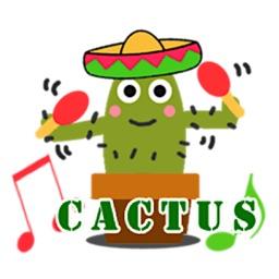 Cactus Emoji CactMoji Sticker
