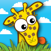 Giraffes Preschool Playground app review