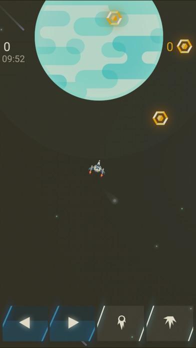 Screenshot 2 Space Fall - M