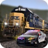 警察トランスポーター - トレインシム - iPhoneアプリ