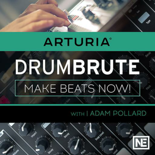 Make Beats Now For DrumBrute