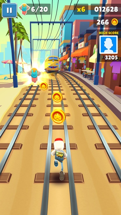 Subway Surfers screenshot 2
