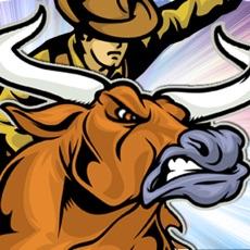 Bull Rider : Horse Riding Race
