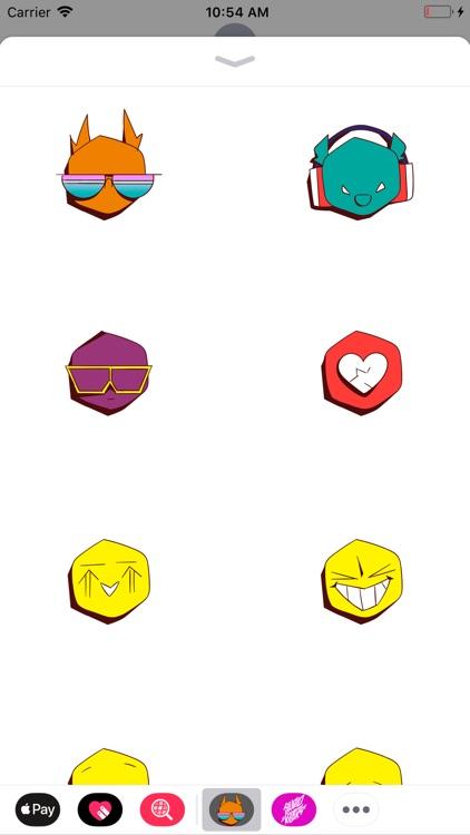 Studio Killers Emoji Set screenshot-3