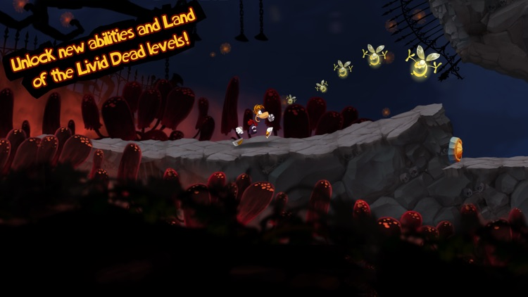 Rayman Jungle Run screenshot-3