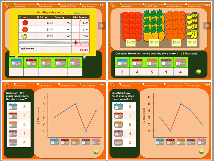 Graphing for kids screenshot-3