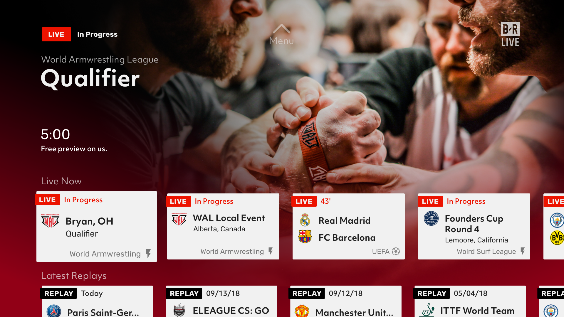 Bleacher Report Live screenshot 10