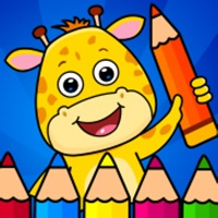 Coloring Games: for Kids 2-6!