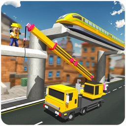 Elevated Train Builder 2018