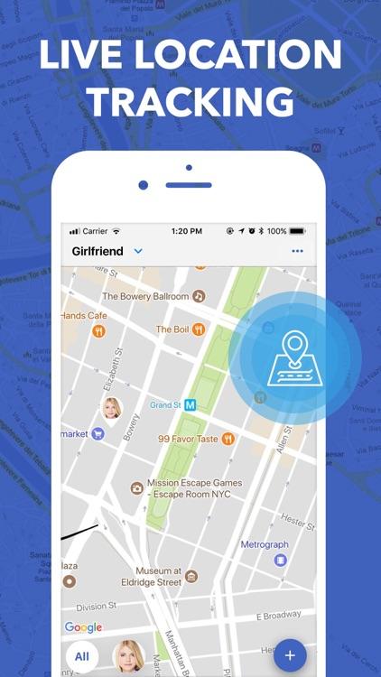 Get Location - Share & Find screenshot-3