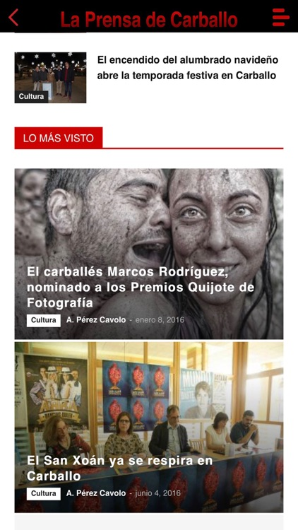 La Prensa de Carballo screenshot-7