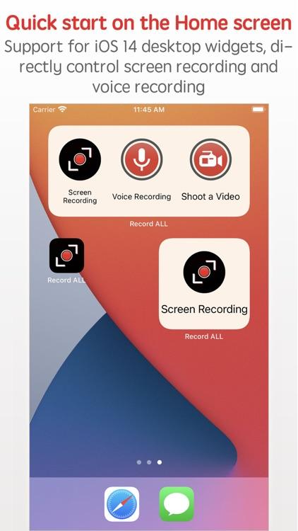 Screen Recorder -Fast Recorder