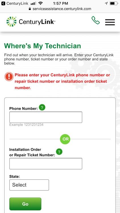 My CenturyLink screenshot-7