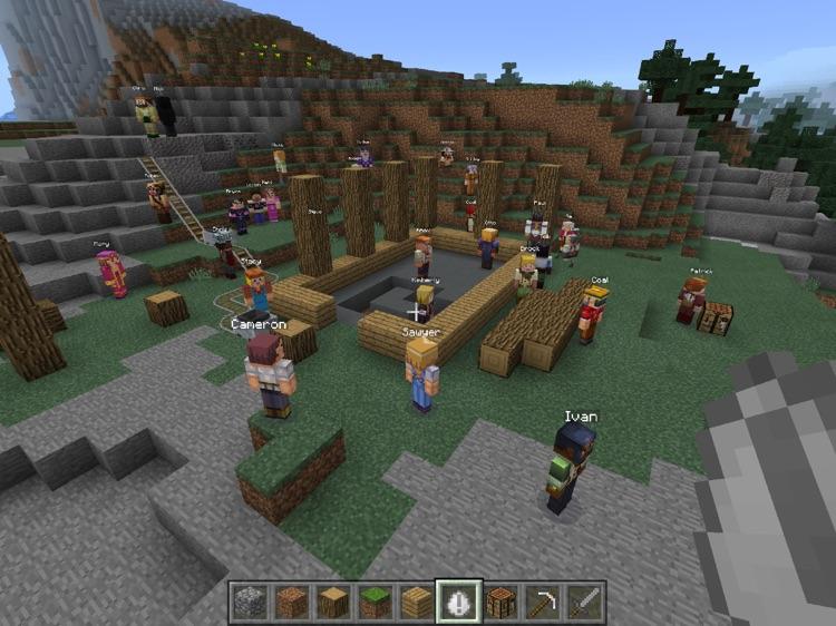 Minecraft: Education Edition screenshot-5