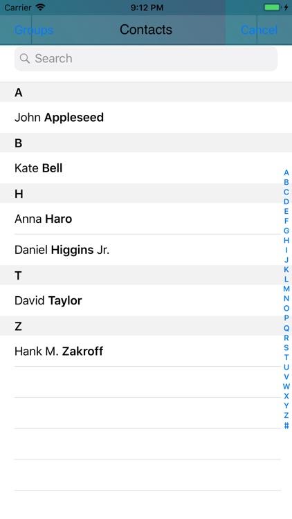 Hello Card Dialer screenshot-3