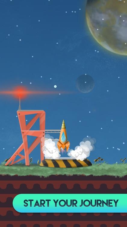 Universe 42 : endless runner screenshot-4