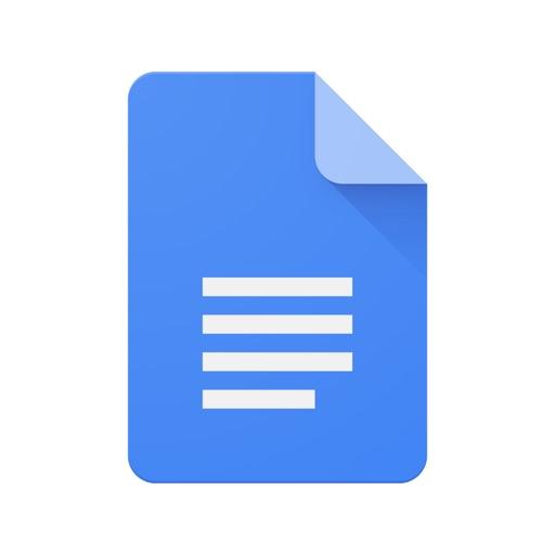 Google Docs: Sync, Edit, Share app for ipad