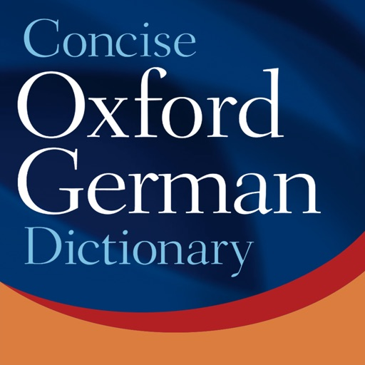 Conc. Oxford German Dictionary