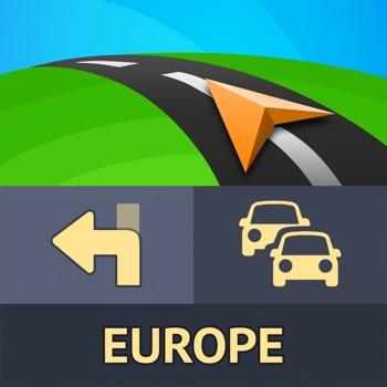 Sygic Europe: GPS-Navigatie