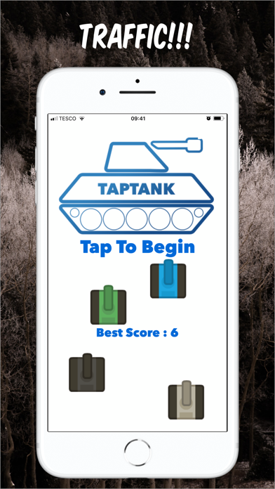 TapTank screenshot three