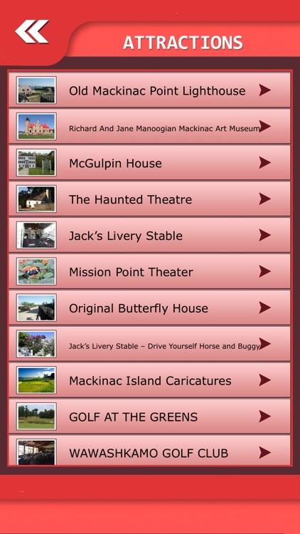 Mackinac Island Tourism-Guide screenshot-3
